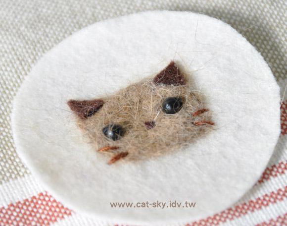貓毛好好玩-糖糖的毛