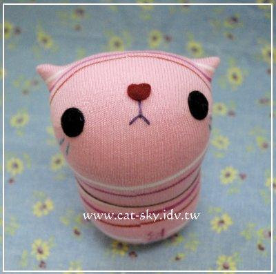呆呆貓-小草莓