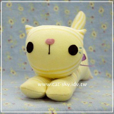 papacat趴趴貓-小黃甜心