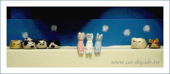 三隻小貓做白日夢的故事