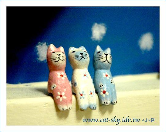三隻小貓的故事