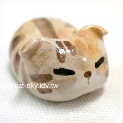 小肥糖貓餃子