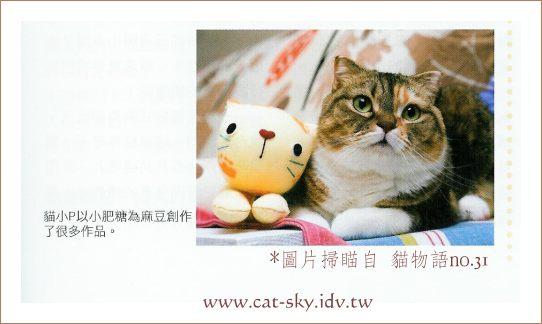 小肥糖與襪子貓偶