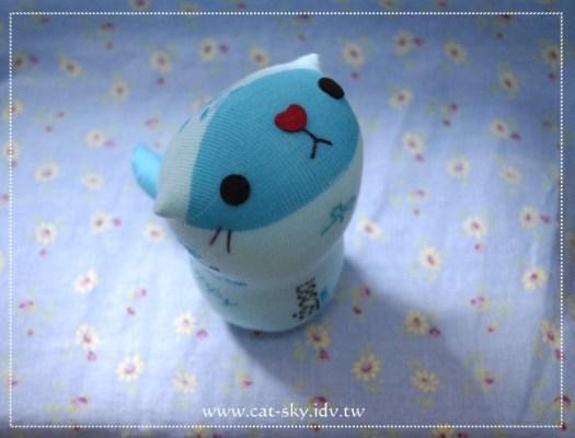 ㄚ鬼妹妹訂製的小藍莓喵喵~