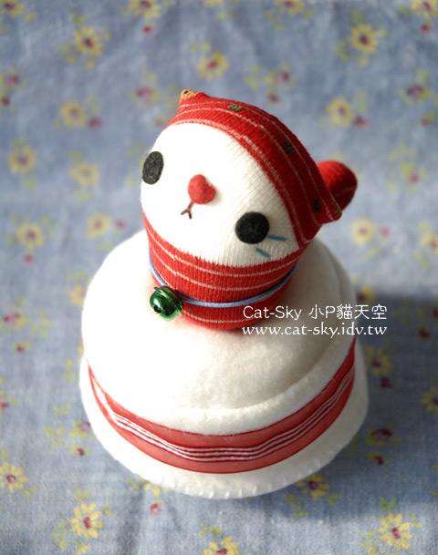小草莓奶油蛋糕音樂盒