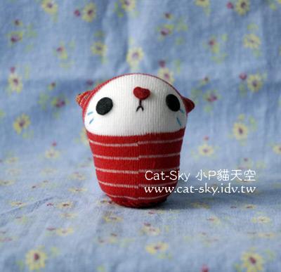 小草莓-襪子小娃娃