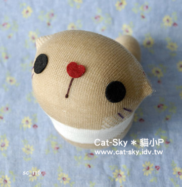 lovelycat呆呆貓-咖啡糖