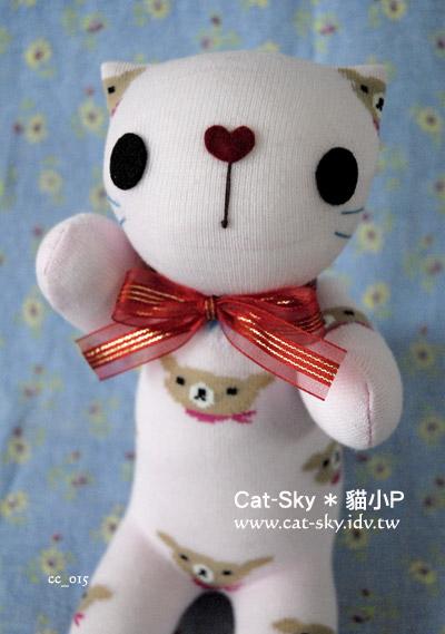catsky-  元氣貓 小粉紅