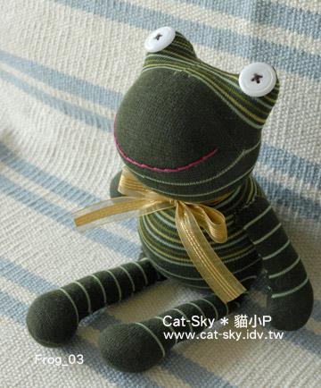 Frog - 蘇打綠 青蛙